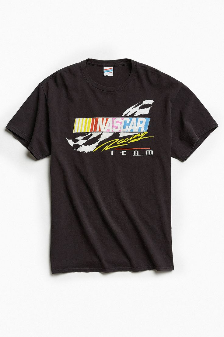 Slide View: 1: Junk Food NASCAR Race Team Tee