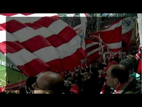 FC BAYERN MÜNCHEN – Fangesänge  Fangesänge aus der Südkurve des FC Bayern München / Lover chants from Südkurve of FC Bayern München Songliste / Playlist: :00 Gestern noch in Kiew :17 Wir woll'n Bayern :33 Wir sind die Admirers von Bayern München :50 Wir sind Bayern! 1:47 Wir holen...