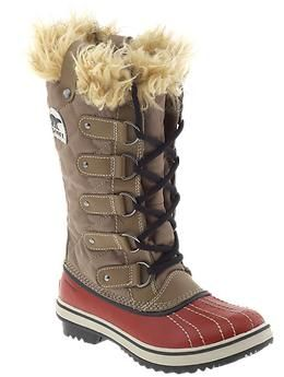 really could have used these this morning... Sorel Tofino | Piperlime