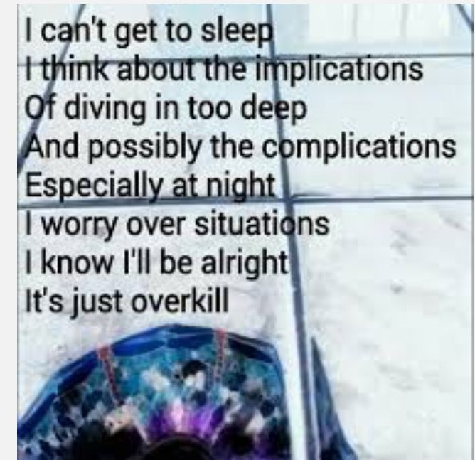 Colin Hay - Overkill Lyrics - YouTube