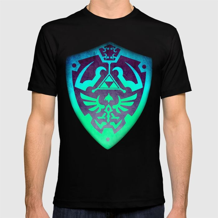 Zelda Shield T-shirt .   #zelda #tshirt #style #fashion #thelegendofzelda #society6 #family #kids #online #shopping #zeldatshirt #gaming #gamer #gifts #xmasgifts #christmasgifts #giftsforhim #giftsforher #39  • Also buy this artwork on apparel, stickers, phone cases, and more.