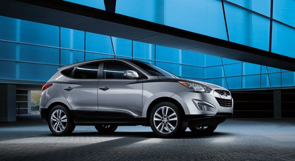 Hydrogen-Powered Tucson to Hit Market in 2014