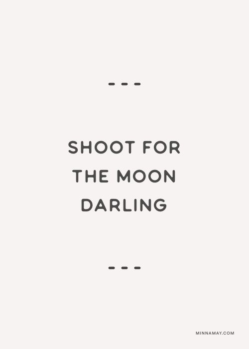 Isn't the Moon in the Milky Way still? Go further Darling!