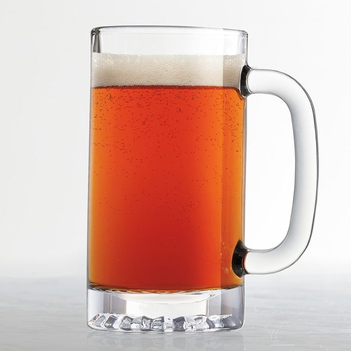 Food NetworkTM 4-pc. Barley Beer Mug Set