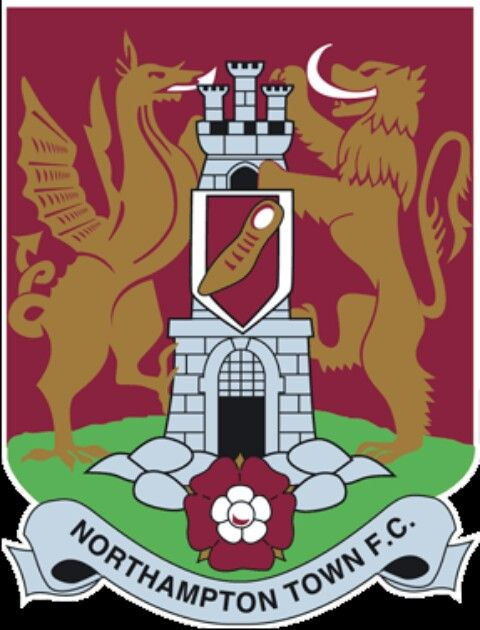 Northampton Town crest.