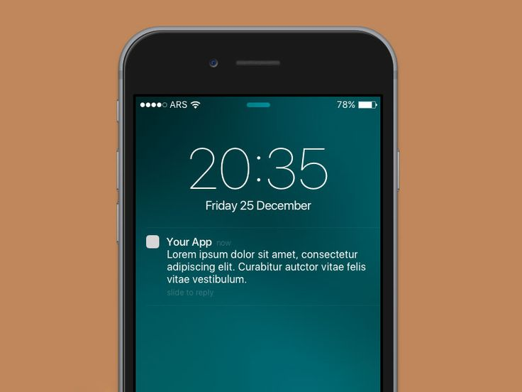 Ios 9 Lock Screen Notification Template Sketch Freebie Download Free Resource For Sketch Iphone Texts Iphone Mockup Iphone