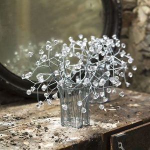 Wire Crystal Baobab Tree - table decorations