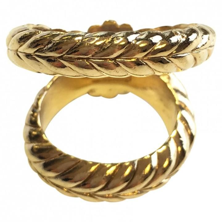 Christian Dior Scarf Ring