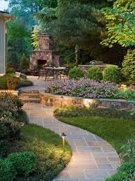 narrow garden design - Google Search
