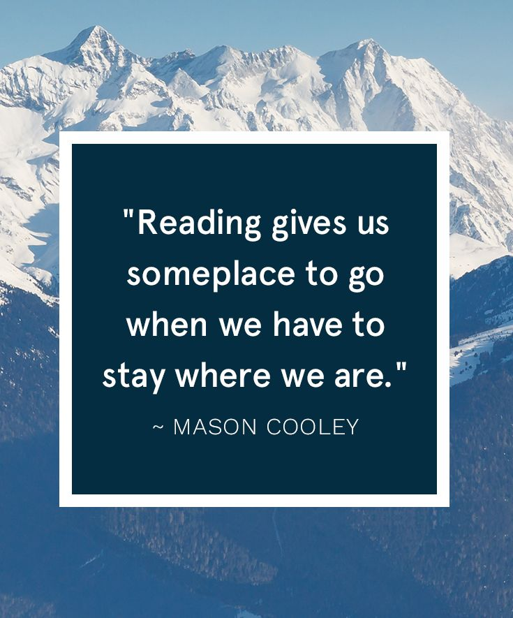 These gorgeous book quotes will inspire gratitude and a love of reading.
