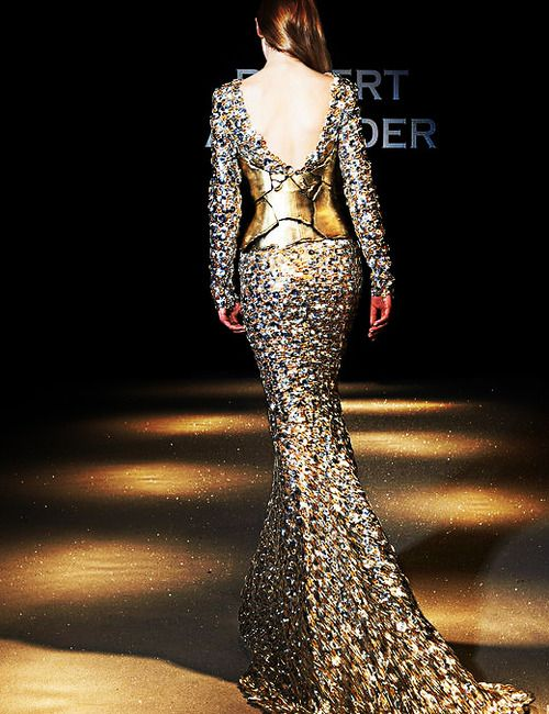 Yeah Fashion Couture | Robert Abi Nader Haute Couture Spring 2013