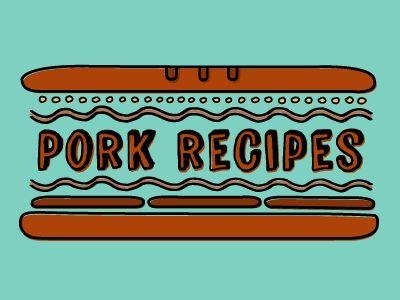 Pork Recipes by Killian Dunne