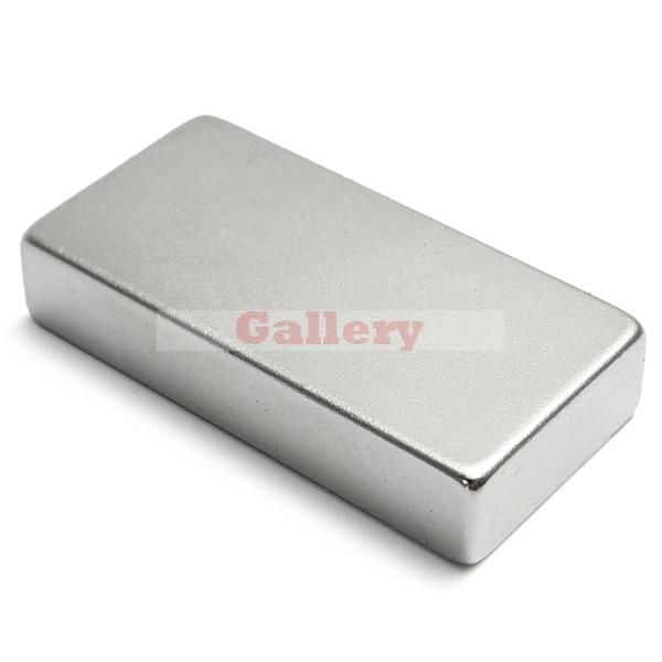 Hot Sale Neodymium Magnets Iman Neodimio One N35 50mm X25mm X10mm Strong Block Hot Sale 925 Sterling Silver Sets #Affiliate