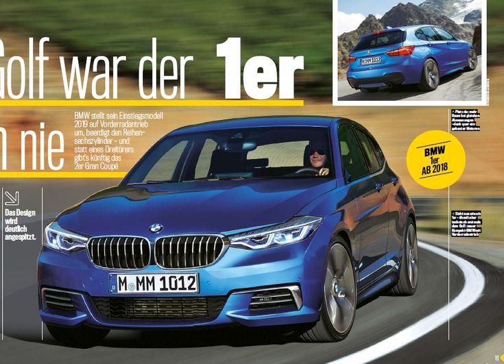 Next BMW 1 Series Hatch built under codename F40 - http://www.bmwblog.com/2016/06/18/next-bmw-1-series-hatch-built-codename-f40/