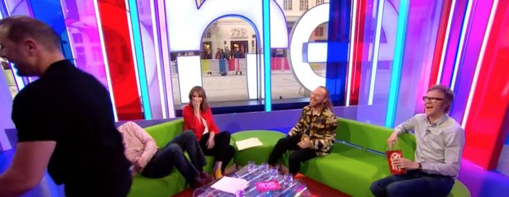Paddy McGuinness storms off The One Show live on air... but it's not what you think  - DigitalSpy.com