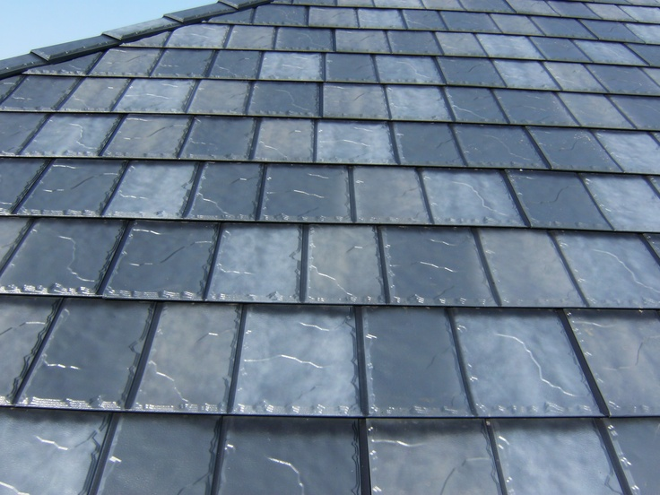 Another Close Up Shot Of Our Stone Slate Blend Metal