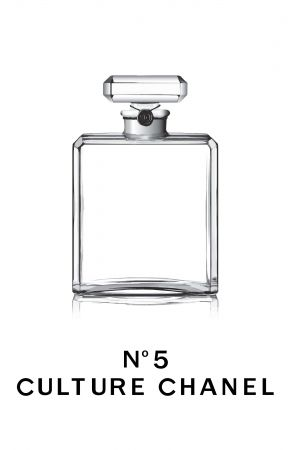 Chanel No.5 culture print - visit www.hardtofind.com.au #art #print #french #glamour hard to find monochrome style