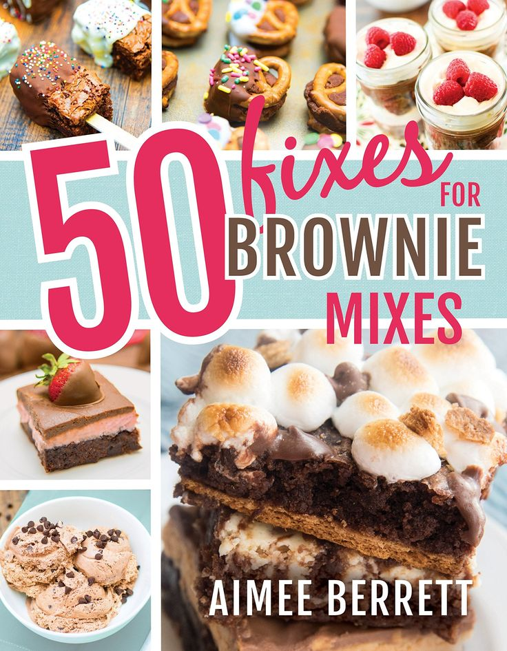 Hi friends, if you haven't been here for long you don't know that I've been working on a cookbook! It's an amazing cookbook with 50 dessert and breakfast recipes that all start with a brownie mix. It's called 50 Fixes for Brownie Mixes I'm obsessed with brownie mixes, if you didn't know and love taking...Read More »
