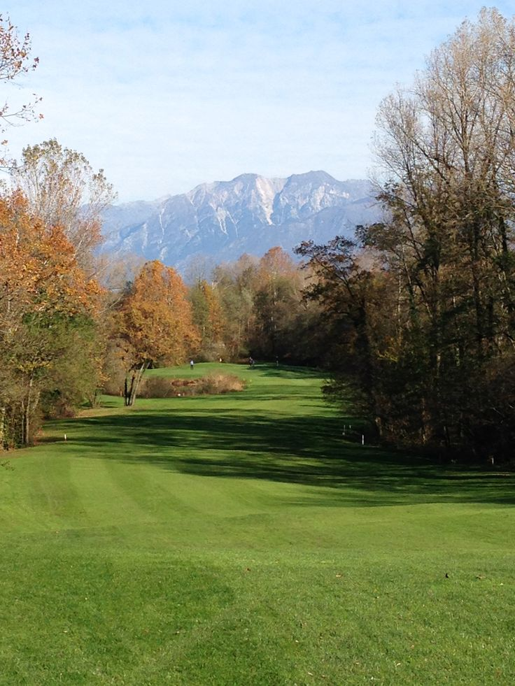 Hole 15 - Golf Club Udine, Fagagna - Italy