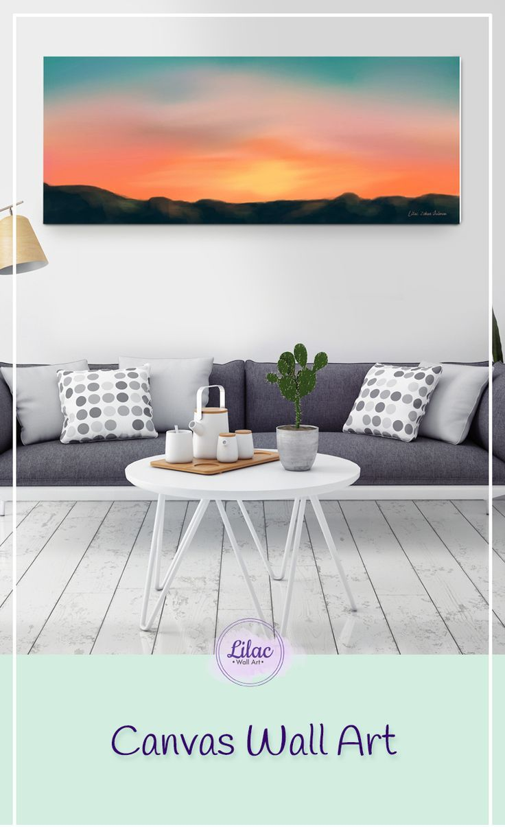 Landscape Canvas Art Wall Paintings For Living Room Bedroom Etsy Bedroom Wall Art Canvas Landscape Canvas Art Landscape Canvas #painting #pictures #for #living #room