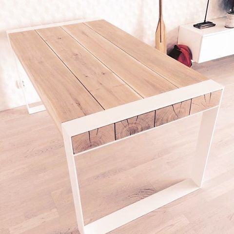 2563 best TABLE images on Pinterest | Woodworking, Carpentry and Wood
