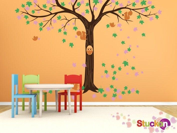 Large Tree | stuckon.com.au