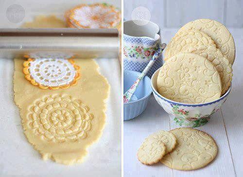 A házi kekszek a legfinomabbak, és hogy a legkreatívabbak is legyenek, íme néhány ötlet....
