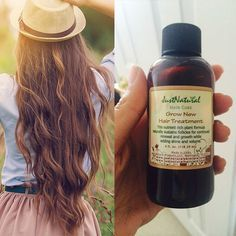Grow New Hair Treatment Encourage Scalp To Grow New Hair to Grow Your Hair Faster. This nutrient rich 100 % natural and organic formula naturally sustains follicles for continued renewal and growth of healthy hair. Chemicals in hair products, excessive styling methods, stress, hormonal changes, medicines and nutrition are some factors that can cause hair follicles to go dormant and stop growing. This formula helps your follicles remain healthy.