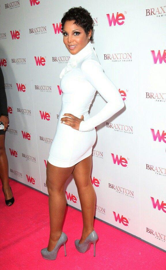 Toni Braxton Mini Skirts Fashion Toni Braxton