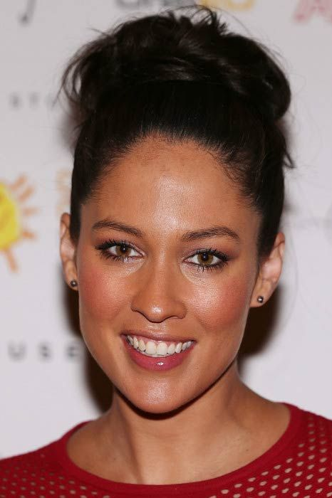 Mel McLaughlin at the 10th-anniversary celebration of The Million Dollar Lunch in October 2014...