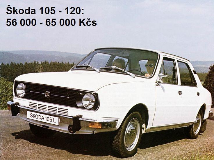 Ceník Mototechny z roku 1978: co stály Škody? A co Fiaty, Renaulty, Tatra 613? - 11 -