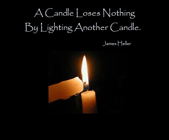 ... candle inspirational quotes a candle loses nothing by lighting another candle  ...  sc 1 st  Best Place to Find Your Quotes Idea such as Love Quotes Funny ... & 28 images - candle inspirational quotes - 17 best images about ... azcodes.com