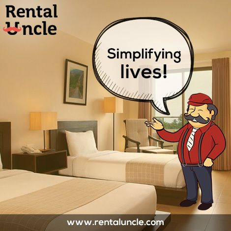 We will make sure to make your life simple by helping you in your accommodation search.