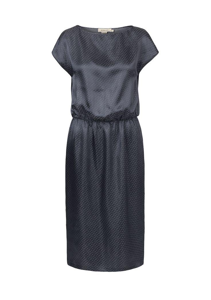 Dress 9176-Midday  ELISE GUG FW15
