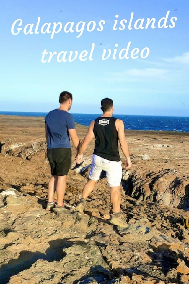 Watch our Galapagos travel video