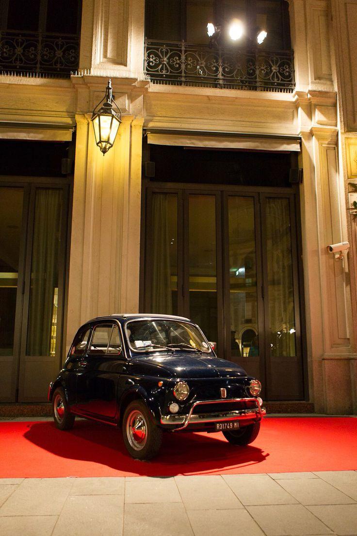 Fiat 500 - class epitomized