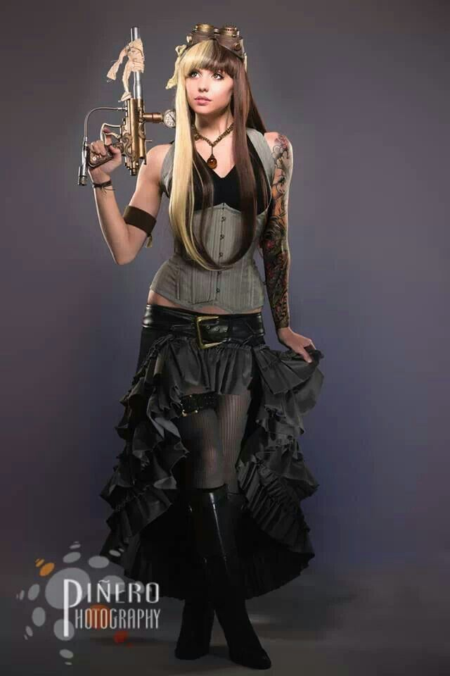2833 Best Steampunk Fashion Clothing Images On Pinterest