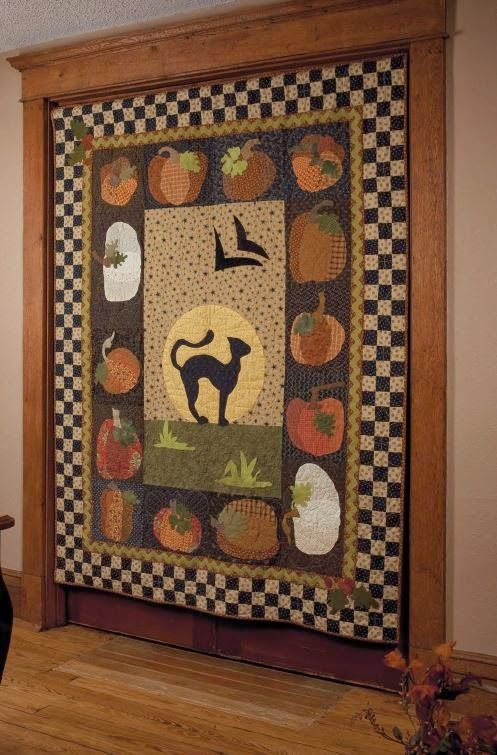 Primitive Quilts and Projects: Top 10 Fall Projects - This is in the Fall 2011 issue, which I have