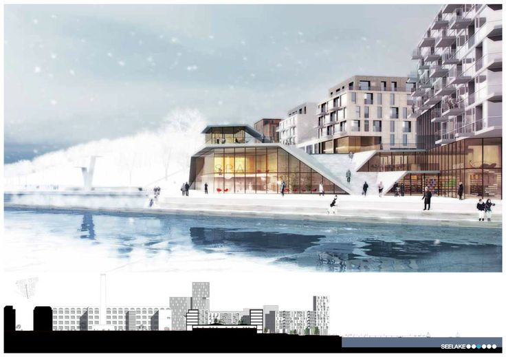 Results of the International design Competition for the Eteläpuisto park