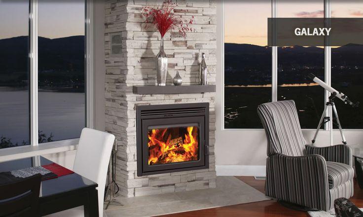 Supreme Foyers Suprême - Zero Clearance Fireplaces / Foyers à dégagement zéro - Galaxy