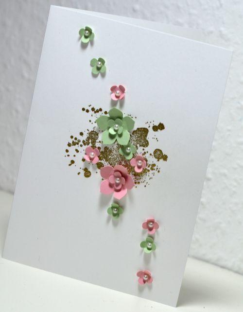 Stampin' UP ! - Petite Petals - Gorgeous Grunge - Spring - Frühling