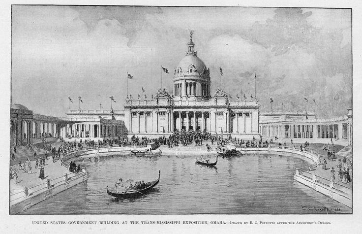 Meet MythAmerica: 1898 Trans-Mississippi Exposition Omaha