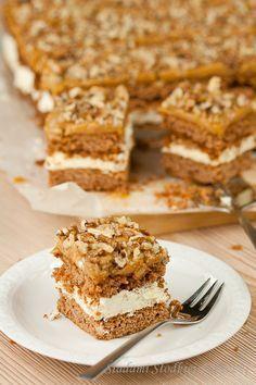 Ciasto toffi (krówka)   Toffi cake