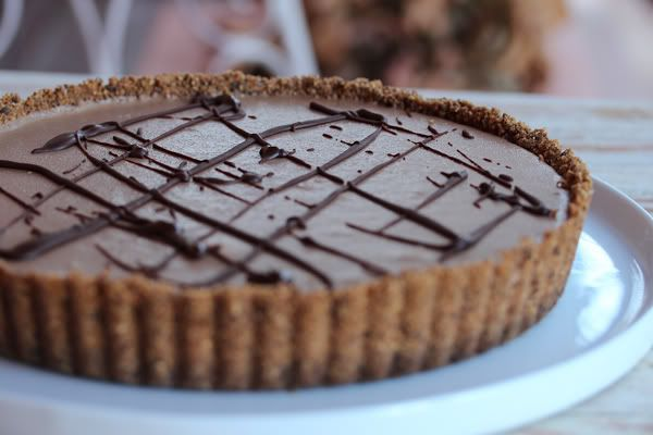 Forum Thermomix - The best Thermomix recipes and community - Chocolate Peanut butter Ice cream tart - with photos
