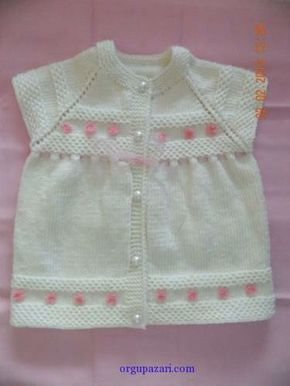 patron de este vestido de nina [] # # #Pinterest, # #Patron