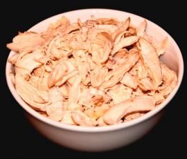 Recipe Shredded chicken (for sandwiches) by clairebear3 - Recipe of category Main dishes - meat