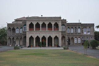 Hotel Nilambagh Palace - Bhavnagar