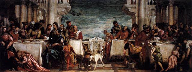 Γιορτή στο σπίτι του Σίμωνα (1567-70)