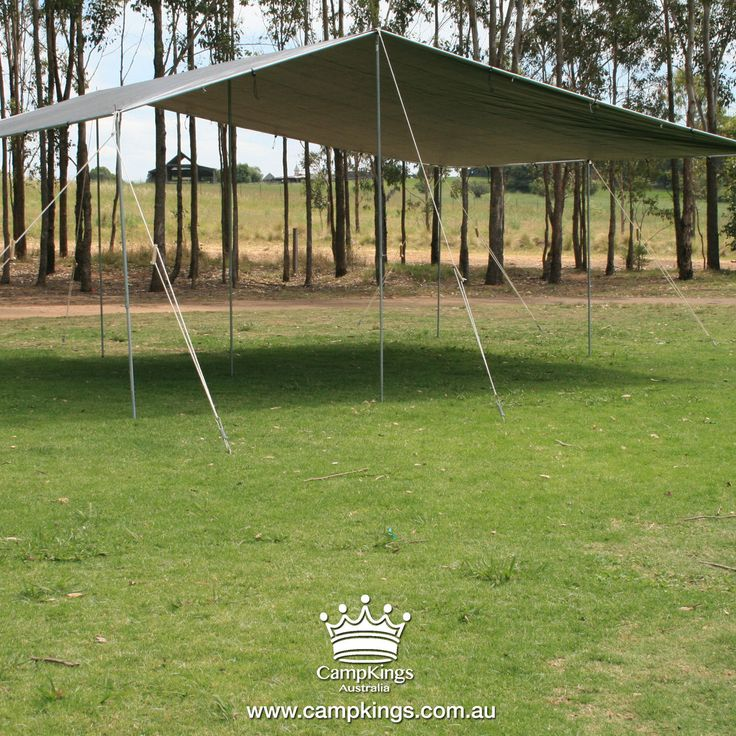 FAMILY KIT | CampKings | $549.00 FAMILY KIT is our large sized shelter solution designed for solo set up completely in between 35 & 50 minutes. Suitable for large sized campsites it is recommended for groups and families and is a great large sized shelter solution at grassed events.