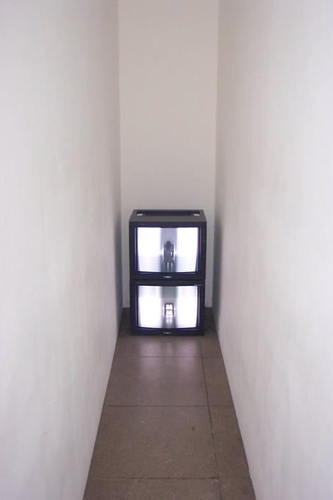 Corridor - Bruce Nauman